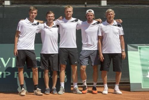 Davis Cup 2015 San Marino