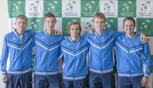 Davis Cup 2016 Tallinnas