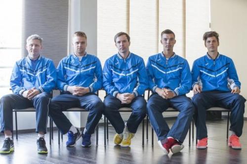 Davis Cup 2018 Tallinnas