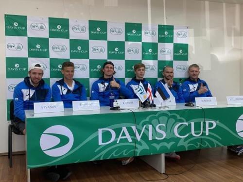 Davis Cup 2020 - Eesti vs Gruusia