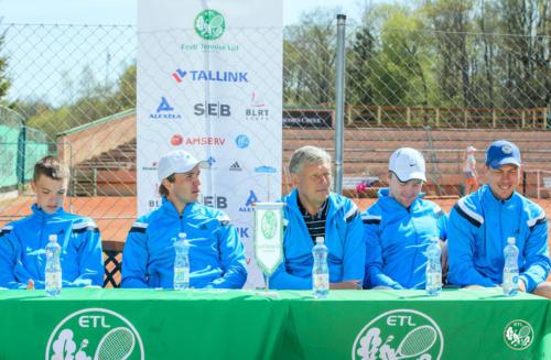 Davis Cup 2014 pressikonverents