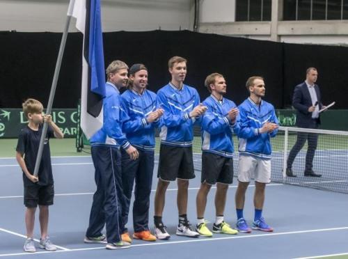 Davis Cup 2017 Tallinnas