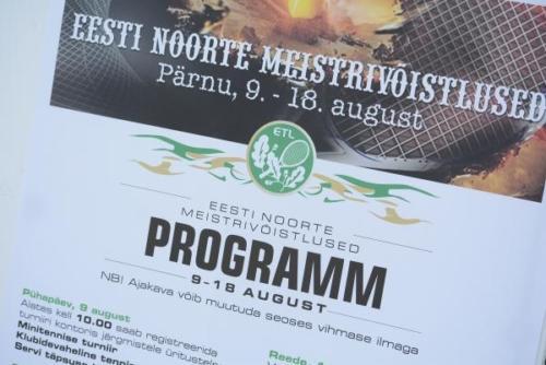 Eesti Noorte Meistrivõistlused 2015