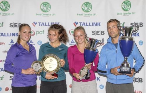 Eesti Klubide Karikavõistlused 2014