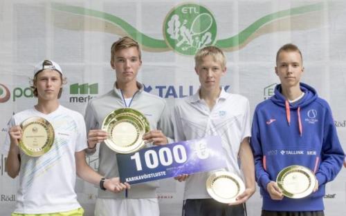 Eesti Klubide Karikavõistlused 2016