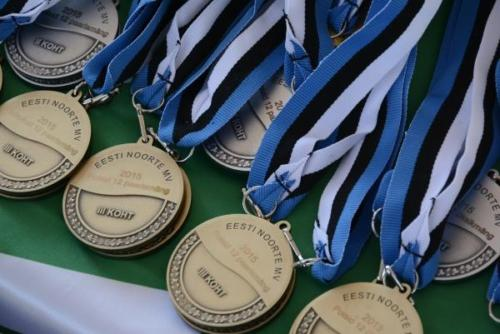 Eesti Noorte Meistrivõistlused 2015 (2)