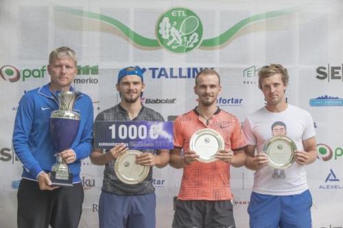 Eesti Klubide Karikavõistlused 2017
