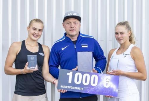 Eesti Klubide Karikavõistlused 2018