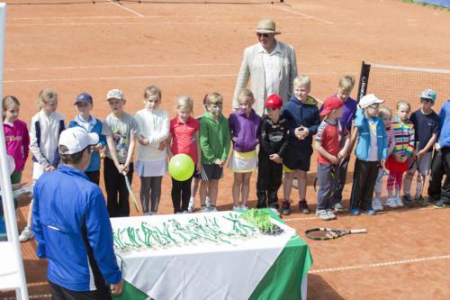 SEB Tallink tennise perepäev 2014 lastetennis