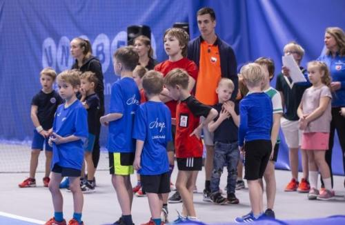 Lastetennise võistkondlik turniir