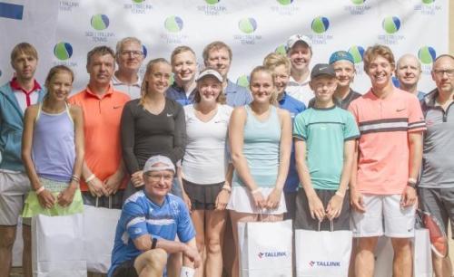 SEB Tallink tennise perepäev 2018