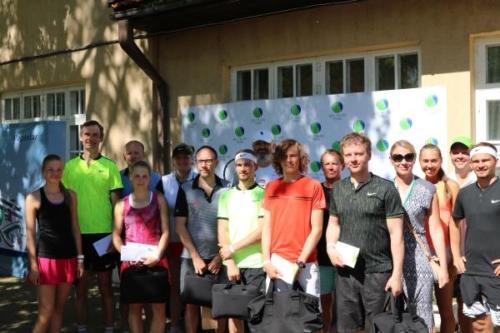 SEB Tallink tennise perepäev 2017