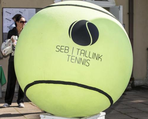 SEB Tallink tennise perepäev