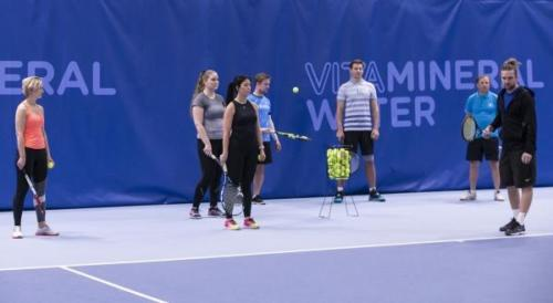 Tenniseliidu sponsorite tenniseõpe
