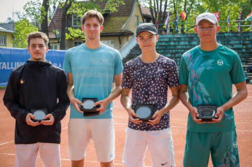 from-left-runner-up-noah-merre-bel-and-ainius-sabaliauskas-ltu-winner-adam-kresina-cze-and-jan-hrazdil-cze 51196691075 o