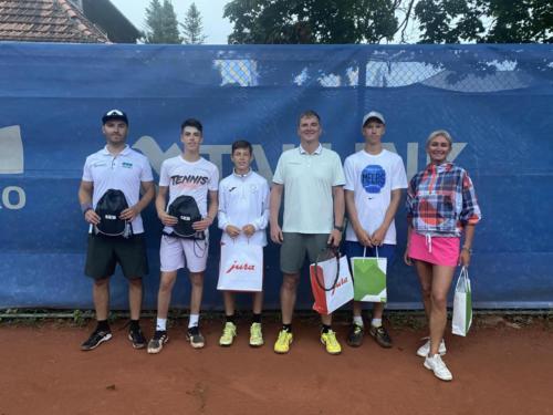 SEB Tallink Team ja sponsorite turniir